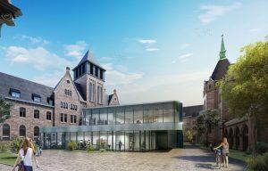 Projet de la restruction de l'Hotel des Postes de Strasbourg