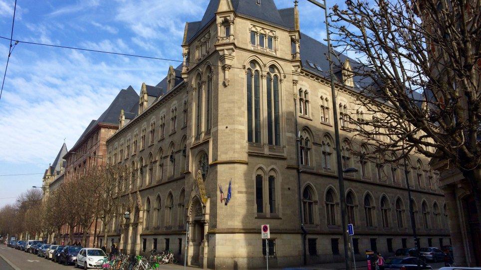 L'Hotel des Postes de Strasbourg